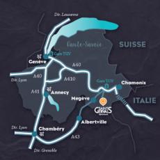 Venir à Saint-Gervais