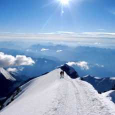 Activités alpinisme