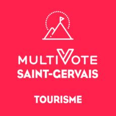 Multivote : Tourisme