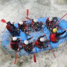 Activités eaux vives