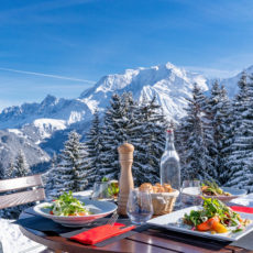 Restaurants d'altitude