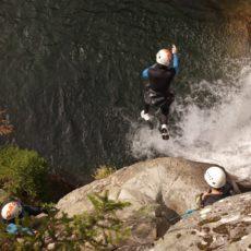 Canoë / kayak / Canyoning