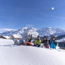 Les activités sportives hiver - Junior